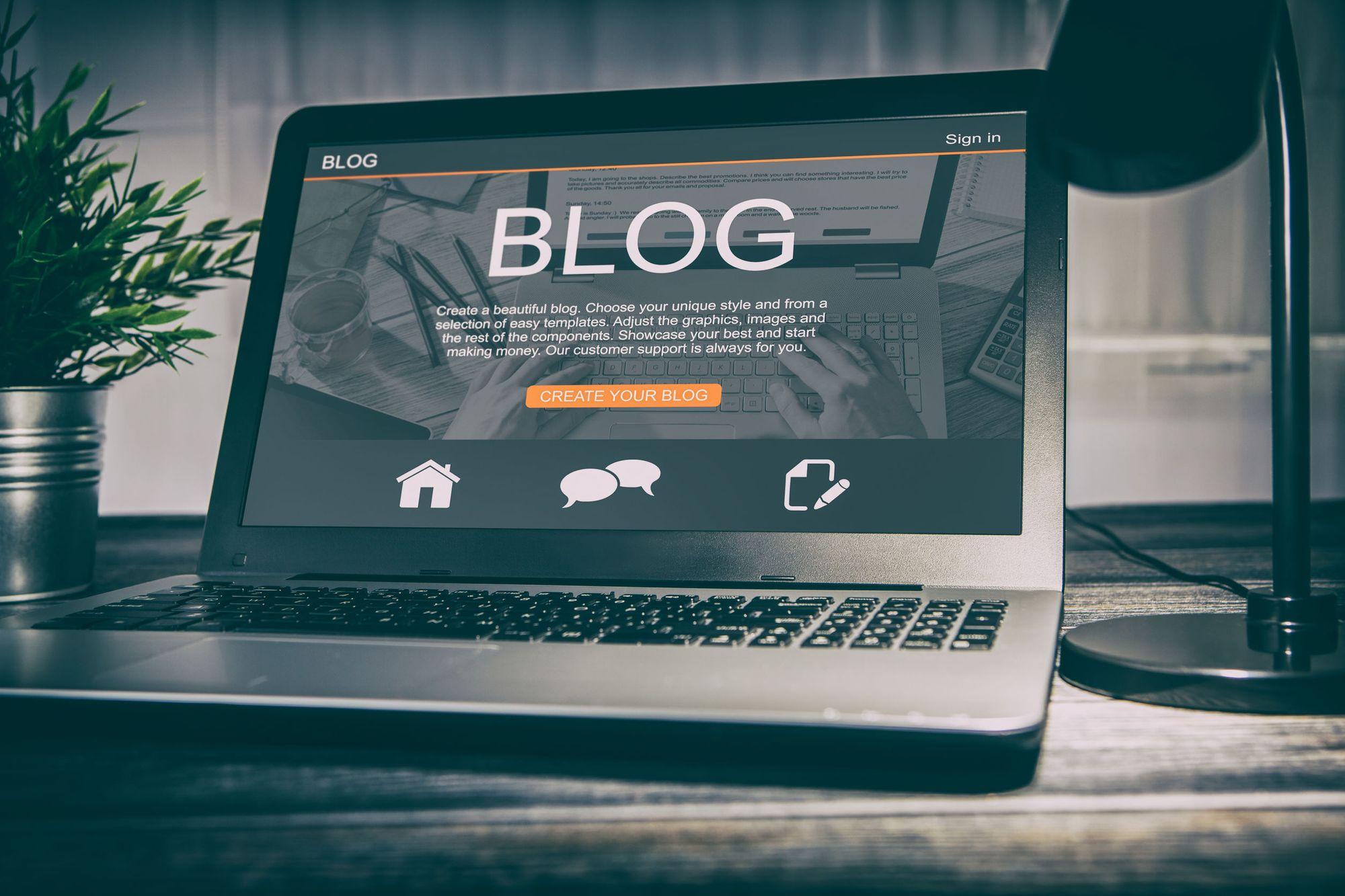 5 Situs e-Commerce dengan Konten Blog Terbaik