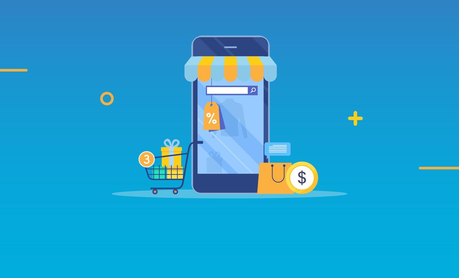 5 Marketplace Pemimpin Pasar Digital di Indonesia