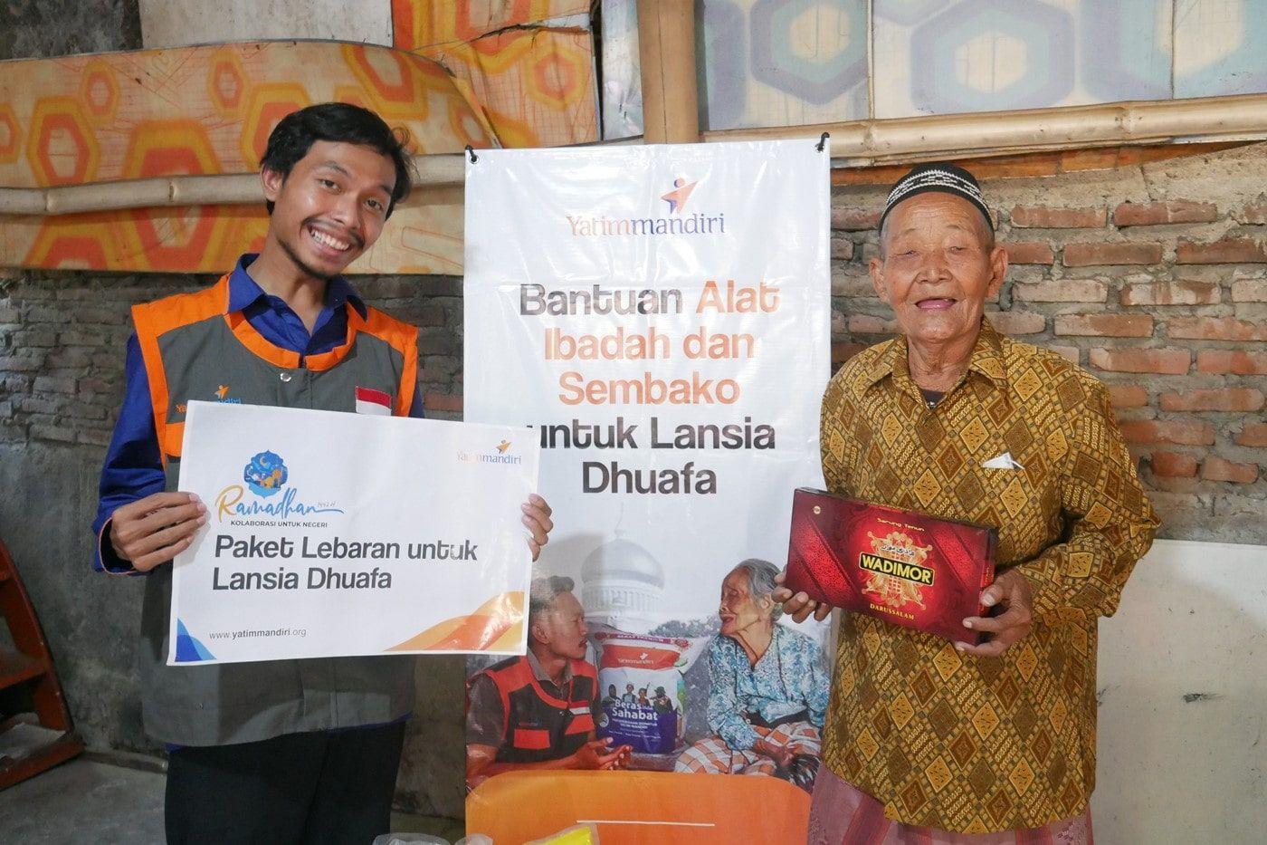 Yatim Mandiri Galang Donasi Online Bersama Midtrans