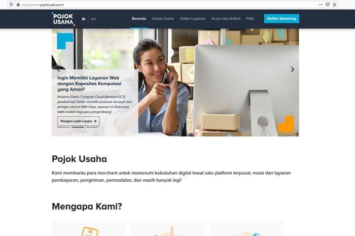 AWS dan Midtrans Hadirkan Pojok Usaha untuk Membantu UMKM di Indonesia