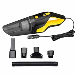 Powerful Suction Car Vacuum Cleaner