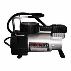 Heavy Duty Car Air Compressor Pump 12 v Single Cylinder High Pressure 100 PSI