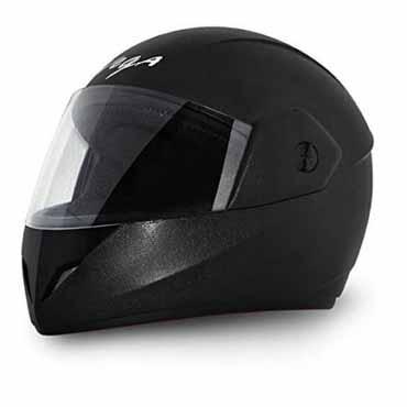 VEGA Cliff Motorbike Helmet (Black)