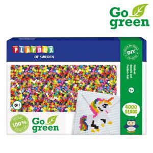 Ironing beads set I'm green 4000 beads