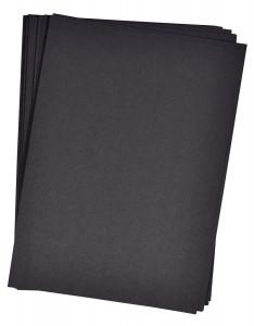 Papper svart 25 st 180 g