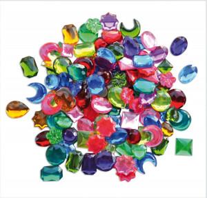 Crystal stones big mix