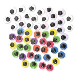 Eyes 300 pcs mix colours