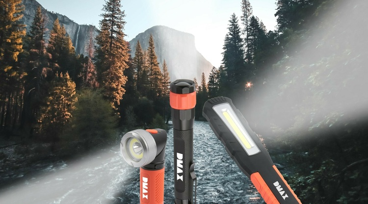 DMAX torches/GO Europe