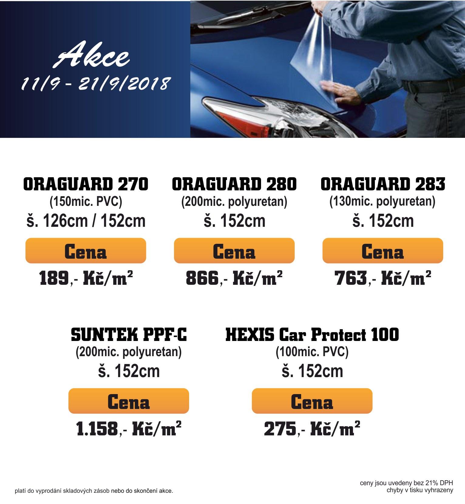 AKCE GR - I-Bond desky v akci