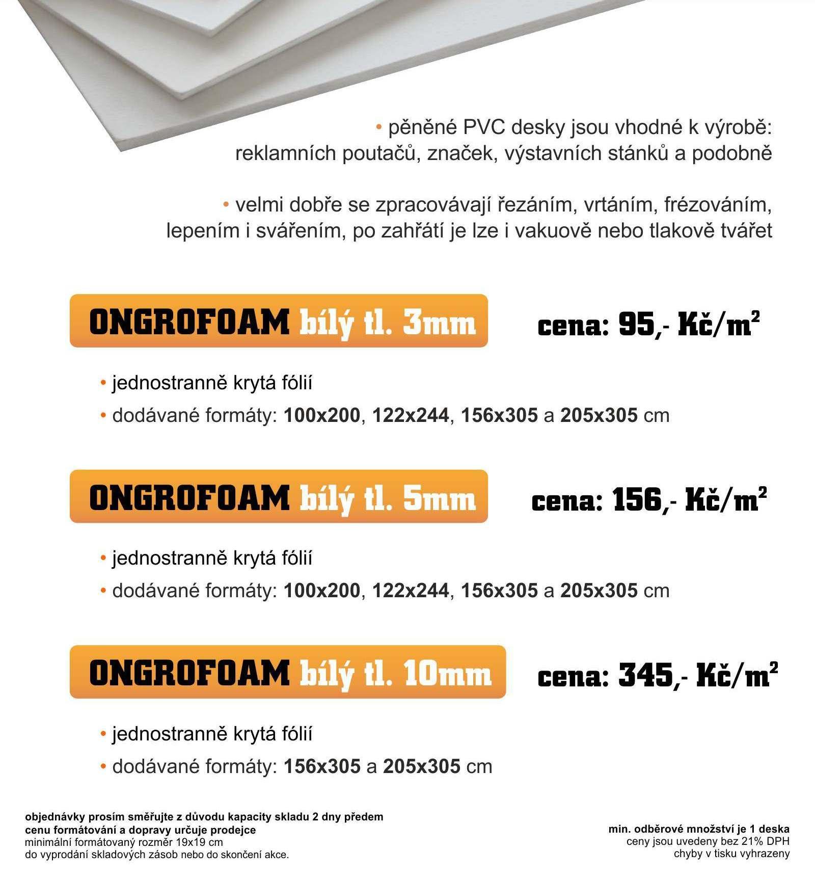 AKCE GR - PVC ONGROFOAM
