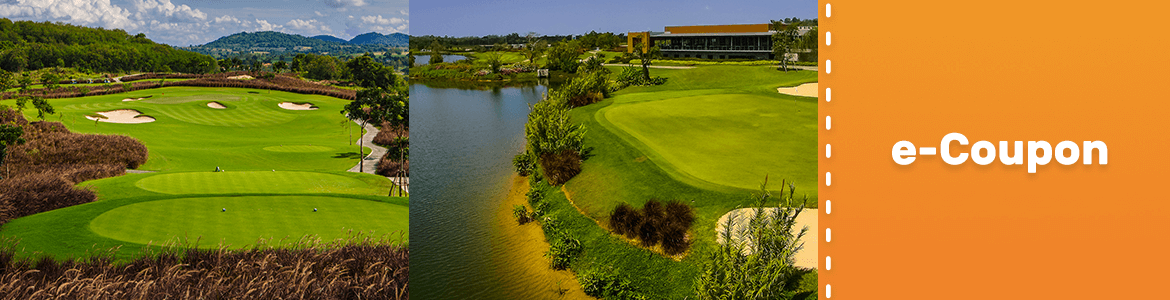 COMBO SET SIAM COUNTRY CLUB PLANTATION + WATERSIDE
