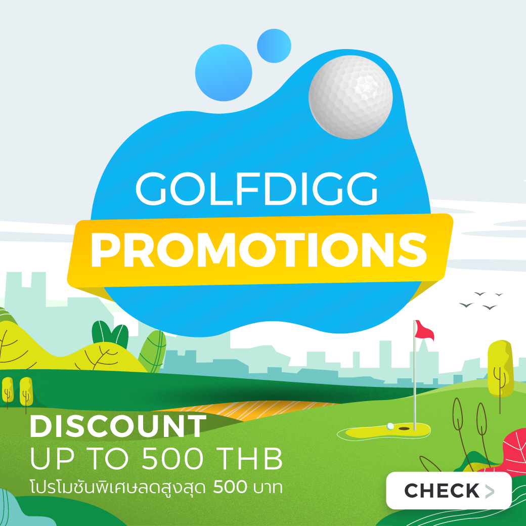 Golf in Thailand | SAVE UP TO 80% | Book with GOLFDIGG