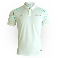 EGO PRIME POLO SHIRT | Size L | Color White