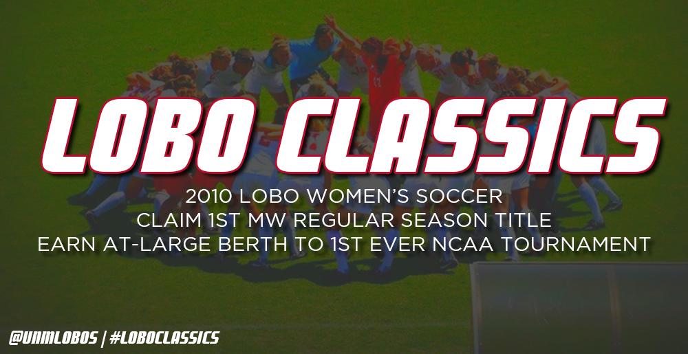 Lobo Classics - Women's Soccer (2010)