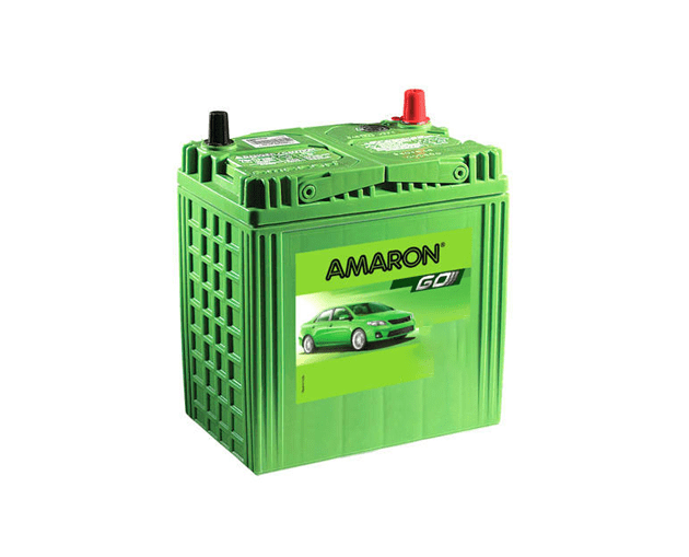 Car Amaron 55 ah Charge 