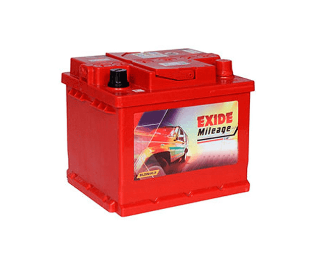 Car Exide 55 ah Charge 
