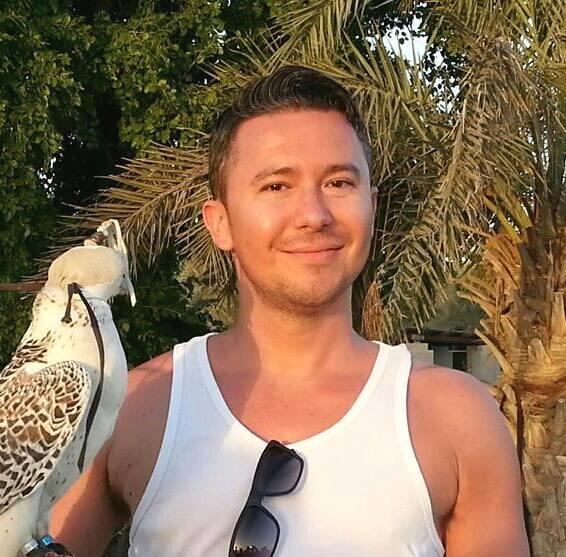 Adam Fielden 's profile picture