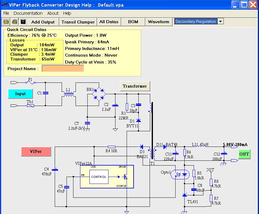 Viper Smps Design Software