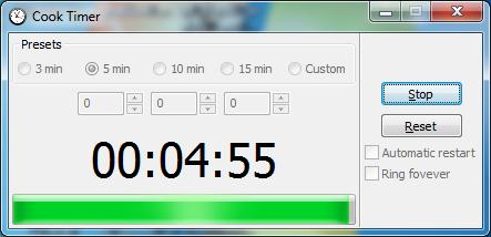 timer downloads