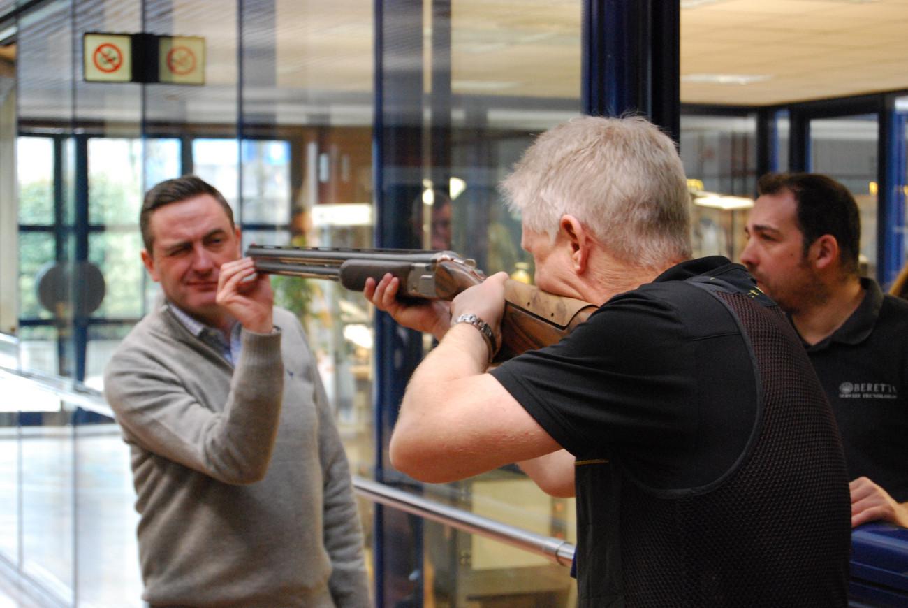 Premier Guns VIP Experience - The Sportsman by GunsOnPegs