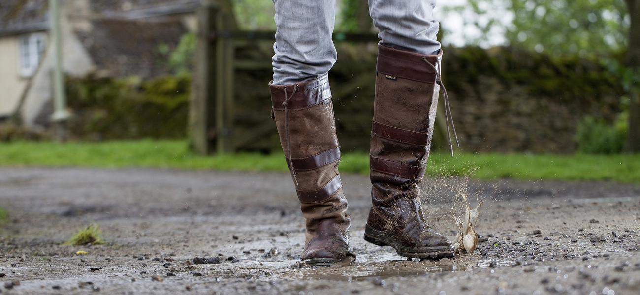 b4c5b663fad Are You Man Enough to Wear Dubarry's? - The Sportsman by GunsOnPegs