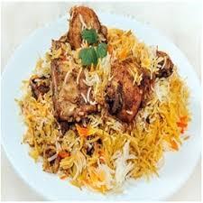 Chicken Biryani (Fry Piece)