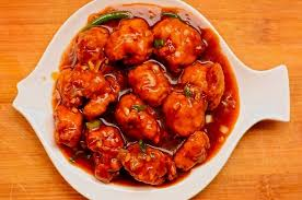 Chicken Munchuria