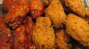 Chicken Wings Dry