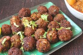 Mutton Keema Balls
