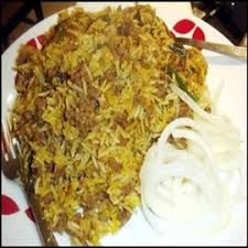Mutton Keema Special Fried Rice
