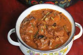 Mutton Mogalai Curry