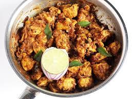 Peppar Chicken