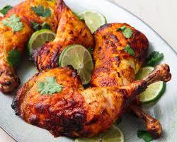 Tandoori Chicken Murgi Masala