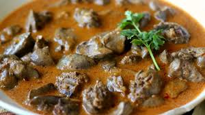 Chicken Liver Curry