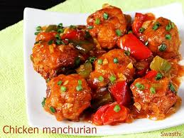 Chicken manchuria