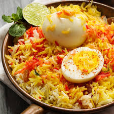 Egg spl fried rice