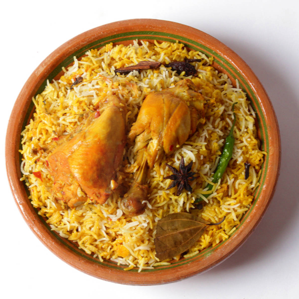 Mini Chicken Biryani