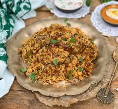 Mutton Kichidi Biryani