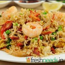 Spl Prawns Fried Rice