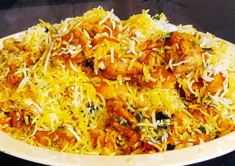 Chicken Biryani (Mini)