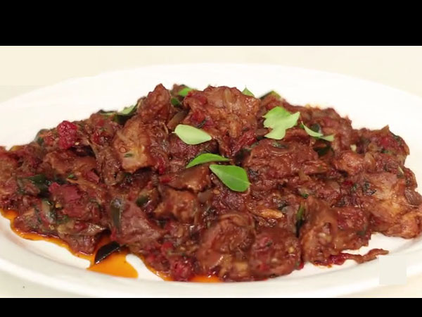 Mutton Curry Boneless