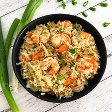 Special Prawn Fried Rice