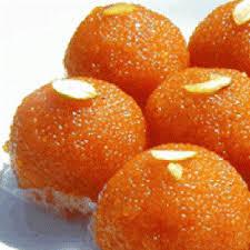 Laddu Sanna Bundi