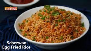 Sezwan Chicken Fried Rice