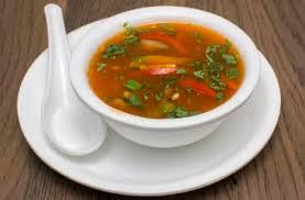 Veg Dragon soup