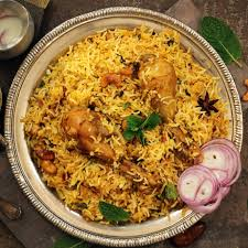 Chicken Dum Biryani Mini