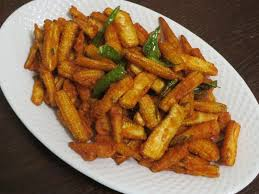 Crispy Fried Baby Corn