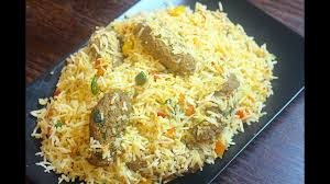 Kabab Fried Rice