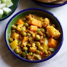 Mixed Veg Curry