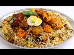 Mixed biryani family pack